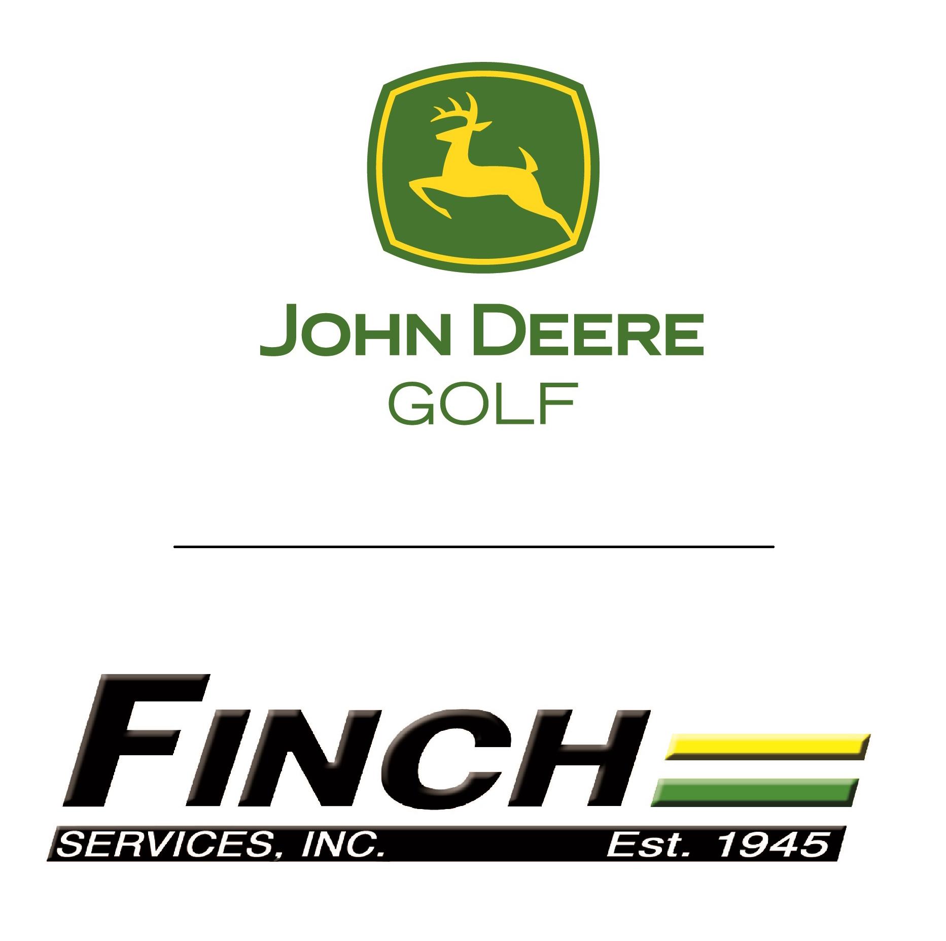 John Deere Finch logo